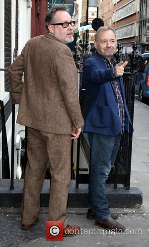 Vic Reeves , Bob Mortimer - Vic Reeves and Bob Mortimer at photocall and press conference ahead of their UK...