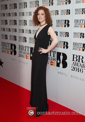 Jess Glynne - Brit Awards 2016 - Nominations at the ITV studios at ITV Studios, Brit Awards - London, United...