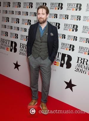 Ricky Wilson - Brit Awards 2016 - Nominations at the ITV studios at ITV Studios, Brit Awards - London, United...