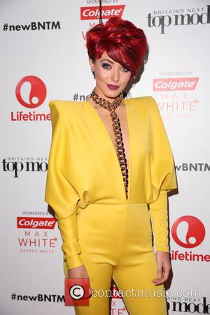Hatty Keane - Lifetime's launch of Britain's Next Top Model at Kensington Roof Gardens - London, United Kingdom - Thursday...