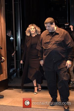 Khloe Kardashian - Khloe Kardashian in New York - Manhattan, New York, United States - Thursday 14th January 2016