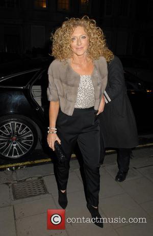 Kelly Hoppen - Lady Garden x Chopard - VIP Gala at Claridge's - London, United Kingdom - Thursday 14th January...