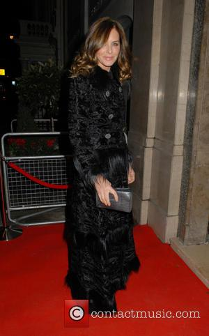 Trinny Woodall - Lady Garden x Chopard - VIP Gala at Claridge's - London, United Kingdom - Thursday 14th January...