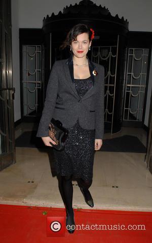Jasmine Guinness - Lady Garden x Chopard - VIP Gala at Claridge's - London, United Kingdom - Thursday 14th January...