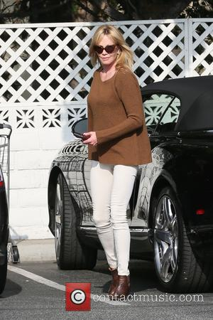 Melanie Griffith - Melanie Griffith shopping at Bristol Farms at Bristol Farms - Los Angeles, California, United States - Thursday...