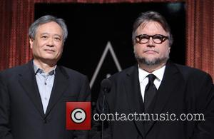 Ang Lee and Guillermo Del Toro