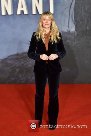 Edith Bowman - The Revenant UK film Premiere held at the Empire Leicester Square - Arrivals. at Empire Leicester Square...