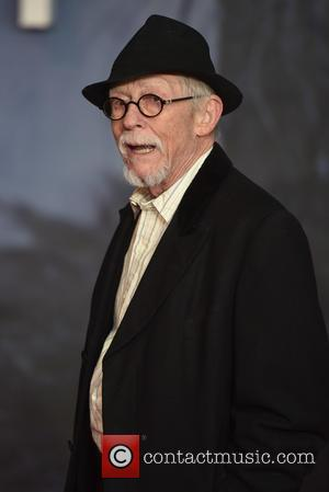 John Hurt - The Revenant UK film Premiere held at the Empire Leicester Square - Arrivals. at Empire Leicester Square...