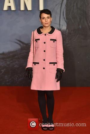 Noomi Rapace - The Revenant UK film Premiere held at the Empire Leicester Square - Arrivals. at Empire Leicester Square...