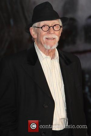 John Hurt - The Revenant UK Film Premiere at the Empire, Leicester Square, London at Empire, Leicester Square - London,...