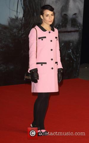 Noomi Rapace - The Revenant UK Film Premiere at the Empire, Leicester Square, London at Empire, Leicester Square - London,...