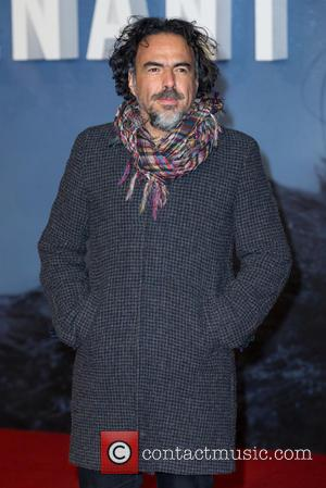 Alejandro González Iñárritu - The UK Premiere of 'The Revenant'  held at the Empire Leicester Square - Arrivals at...