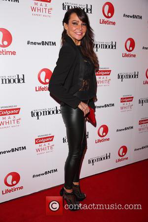 Lizzie Cundy - Lifetime's launch of Britain's Next Top Model at Kensington Roof Gardens - London, United Kingdom - Thursday...