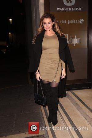 Jessica Wright - Lifetime's launch of Britain's Next Top Model at Kensington Roof Gardens - London, United Kingdom - Thursday...