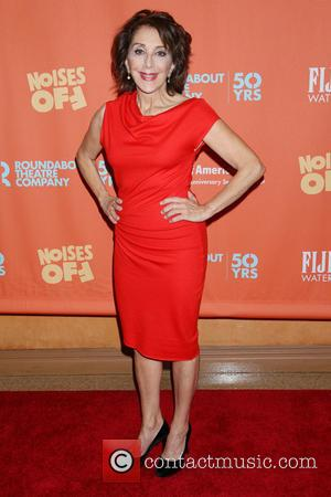Andrea Martin - Opening night party for Noises Off at the American Airlines Theatre - Arrivals. at American Airlines Theatre,...