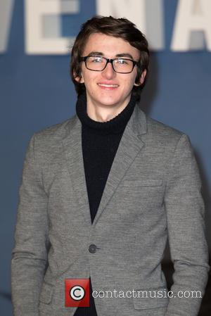 Isaac Hempstead-Wright - The UK Premiere of 'The Revenant'  held at the Empire Leicester Square - Arrivals at Empire...
