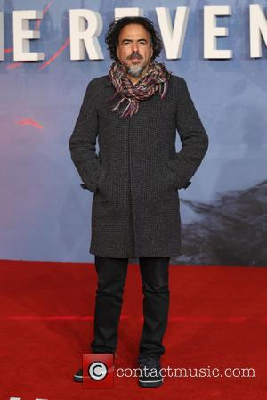Alejandro Gonzalez Inarritu - The Revenant UK Film Premiere at the Empire, Leicester Square, London - London, United Kingdom -...