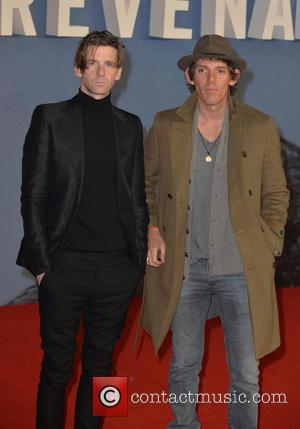 Paul Anderson and Lukas Haas