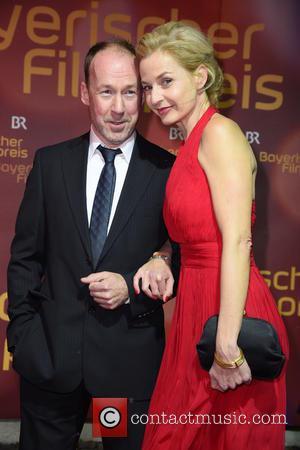 Ulrich Noethen and Franziska Schlattner