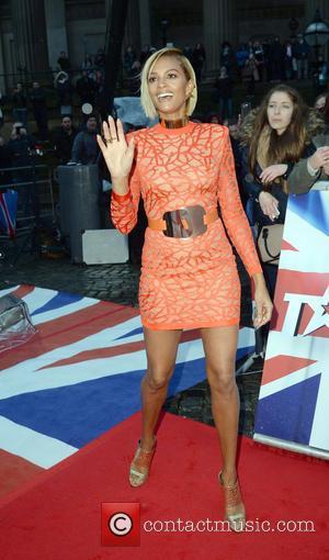 Alesha Dixon - Alesha Dixon Red Carpet arrivals for Britain's Got Talent at The Liverpool Empire, Lime St, Liverpool at...