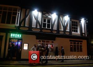 Atmosphere - Bronx Bar & Pizzetteria launch party Knutsford, Chehsire - Knutsford, Cheshire, United Kingdom - Friday 15th January 2016