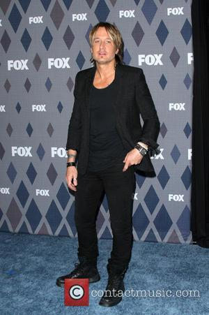 Keith Urban - 2016 Winter TCA Tour - FOX All-Star Party held at the Langham Huntington Hotel in Pasadena at...
