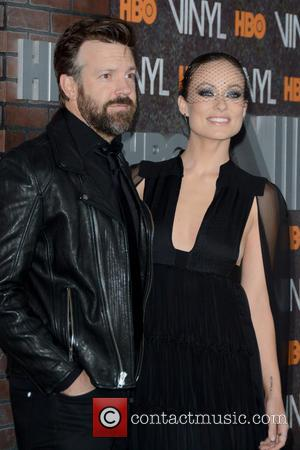 Jason Sudeikis , Olivia Wilde - HBO's 'Vinyl' series premiere - Arrivals - New York, New York, United States -...