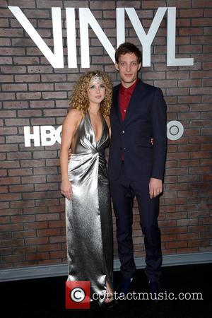 Juno Temple , James Jagger - HBO's 'Vinyl' series premiere - Arrivals - New York, New York, United States -...
