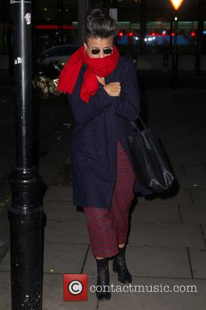 Tracey Ullman - Tracey Ullman pictured arriving at the Radio 1 studios at BBC Western House - London, United Kingdom...