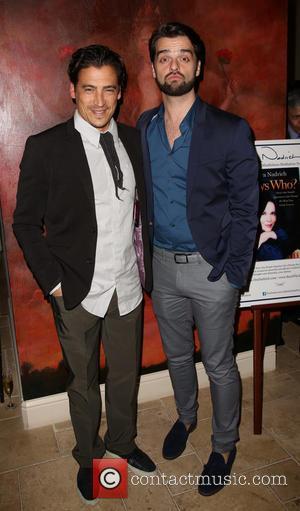 Andrew Keegan , Benjamin W. Decker - Celebrities attend Book Release Party for Ora Nadrich's