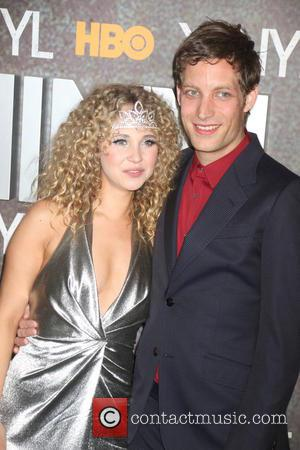 Juno Temple and James Jagger