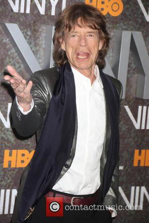 Mick Jagger Pokes Fun At Sean Penn's El Chapo Saga