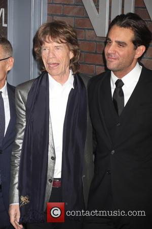 Mick Jagger and Bobby Cannavale