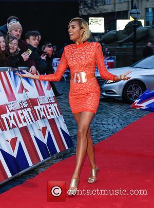 Alesha Dixon - Liverpool auditions for 'Britain's Got Talent' - Arrivals at Empire Theatre, Britain's Got Talent - Liverpool, United...