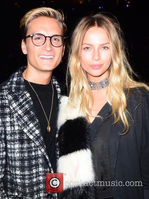 Oliver Proudlock and Emma Louise Connoly