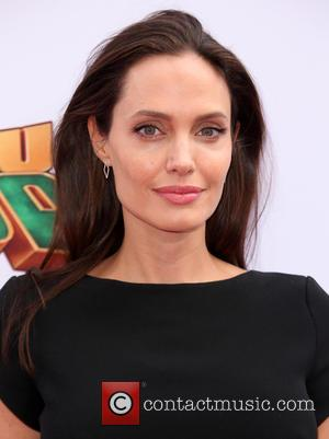 Angelina Jolie-Pitt - World premiere of 'Kung Fu Panda 3' - Arrivals at TCL Chinese Theater - Los Angeles, California,...