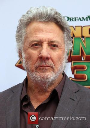 Dustin Hoffman Lends His Voice To Race Row