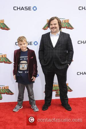 Jack Black and Son Samuel Jason Black