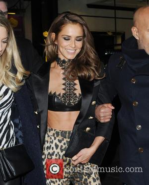 Cheryl Fernandez Versini - Kimberly Walsh seen celebrating her Hen Night in London with former Girls Aloud band members, Cheryl...