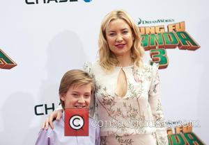Kate Hudson Sometimes Feels Like A 'Bad Mum'