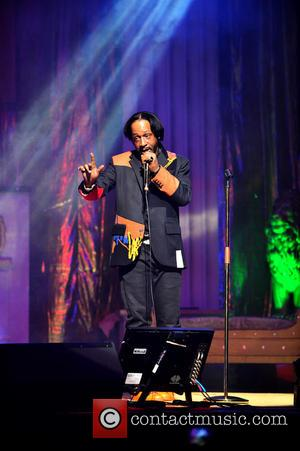 Katt Williams - Katt Williams: Conspiracy Theory Comedy tour performs on stage during the 'Conspiracy Theory Comedy tour' at James...