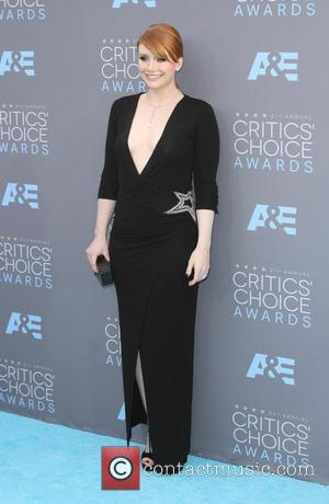 Bryce Dallas Howard: 'I Don't Have A Choice But To Buy My Own Red Carpet Gowns'