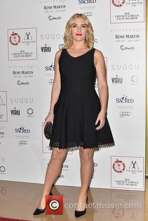 Kate Winslet - The Critics Circle Awards held at the May Fair Hotel - Arrivals. - London, United Kingdom -...
