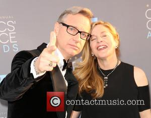 Paul Feig and Laurie Karon