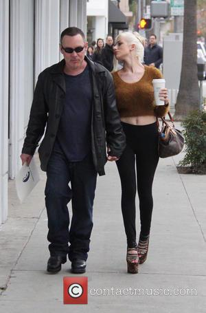 Courtney Stodden and Doug Hutchison