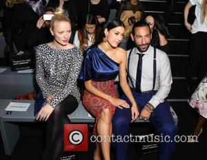 Franziska Knuppe, Massimo Sinato and Rebecca Mir