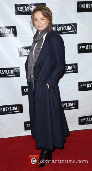 Dina Meyer - The Asylum's Los Angeles premiere of