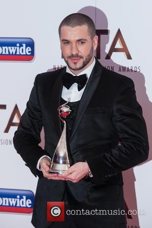 Shayne Ward - 2016 National Television Awards (NTA) held at the O2 Arena - Winners at National Television Awards -...