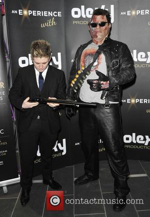 Nicholas Mcdonald and Terminator
