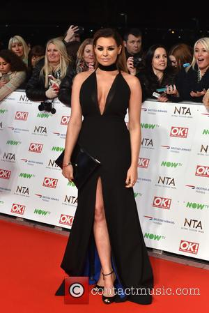 Jessica Wright - 2016 National Television Awards (NTA) held at the O2 Arena. at National Television Awards - London, United...